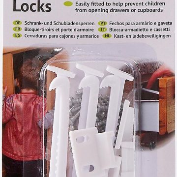 6 CUPBOARD _ DRAWER LOCKS