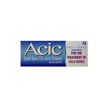 ACIC COLD SORE 5% CREAM