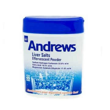 ANDREWS LIVER SALTS 250g