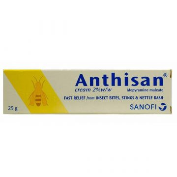ANTHISAN 2% CREAM 25g