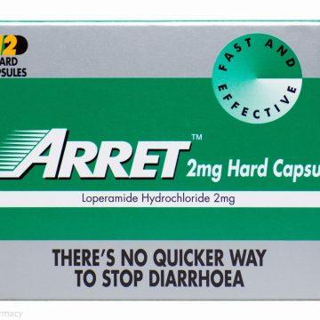 ARRET 2MG 12 HARD CAPS