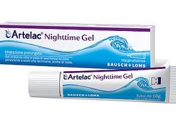 ARTELAC NIGHT TIME GEL 10g