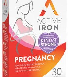Active Iron Pregnancy