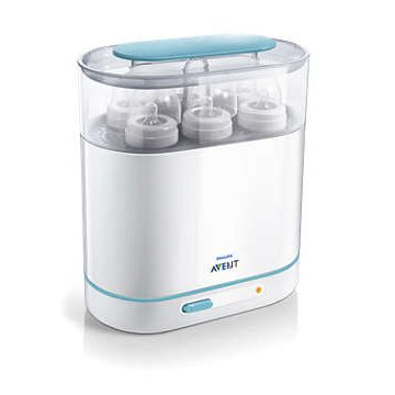 Avent 3 In 1 Electric Steam Steriliser