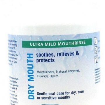 BIOXTRA ALCOHOL FREE MOUTHRINSE DRY MOUTH 250ml