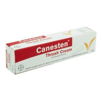 CANESTEN 2% THRUSH CREAM 20g