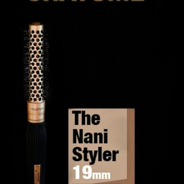 CHATOME THE NANI STYLER 19MM AND 25MM