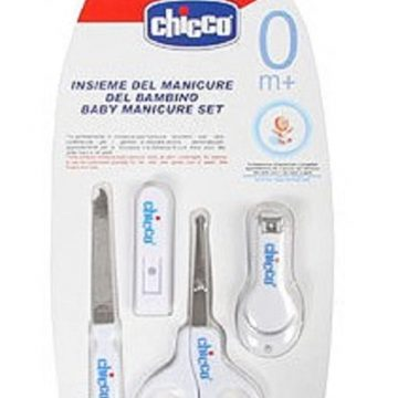 CHICCO BABY MANICURE SET 0M+