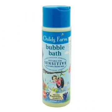 CHILDS FARM BUBBLE BATH RASPBERRY