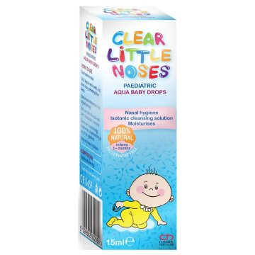 CLEAR LITTLE NOSES DROPS 15ml