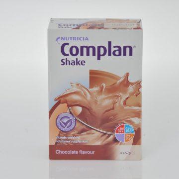 COMPLAN SHAKE CHOCOLATE 4X57G
