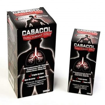 Casacol Expectorant Syrup 300ml