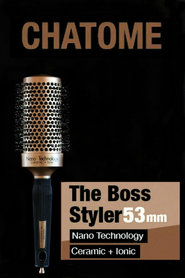 Chatome BRUSH 45MM AND 53MM