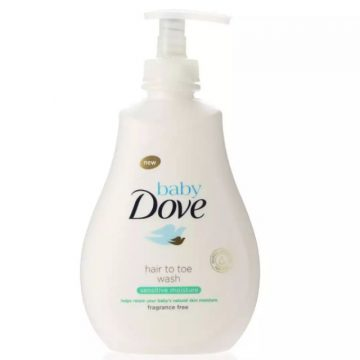 DOVE BABY BODYWASH SENSITIVE MOISTURE