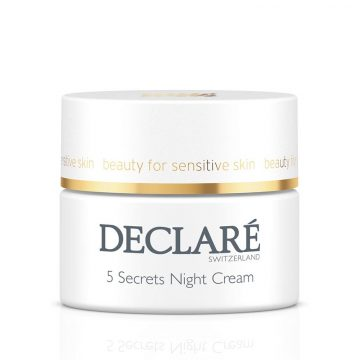 Declare Stress Balance 5 Secrets Night Cream