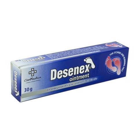 Desenex Ointment 30g
