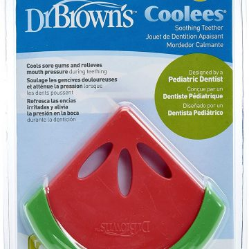 Dr Brown_s Water Watermelon Coolees Teether 3 Months
