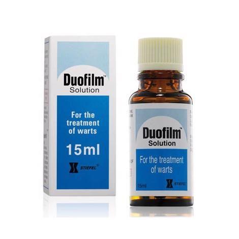 Duofilm Cutaneous Solution 15ml