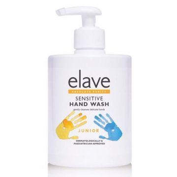 ELAVE JUNIOR SENSITIVE HAND WASH PUMP 500ml