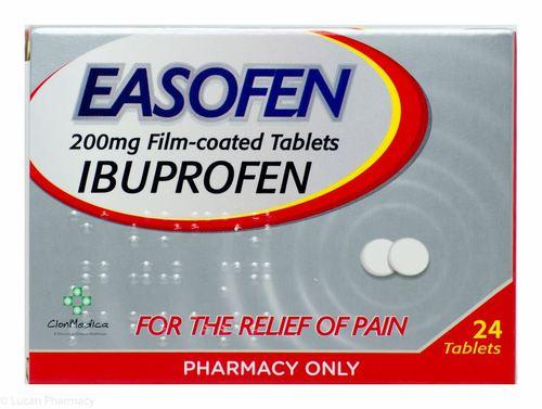 Easofen Max Strength FC Tablets 400mg 24 Tabs
