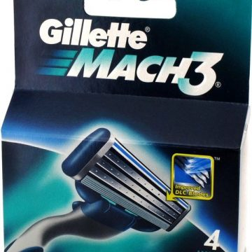 GILLETTE MACH 3 RAZOR 1UP RAZOR