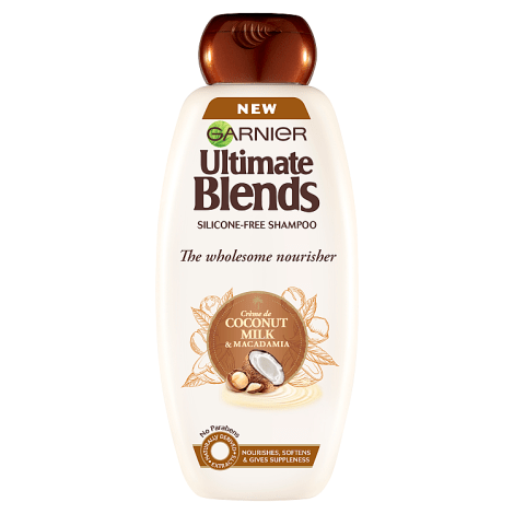 Garnier Ultrimate Blends Shampoo Coconut