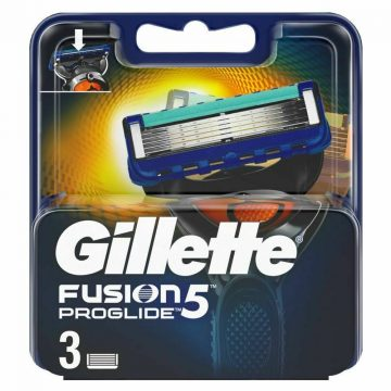 Gillette Fusion 5 Proglide 3pc