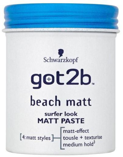 Got2b Beach Matt Paste
