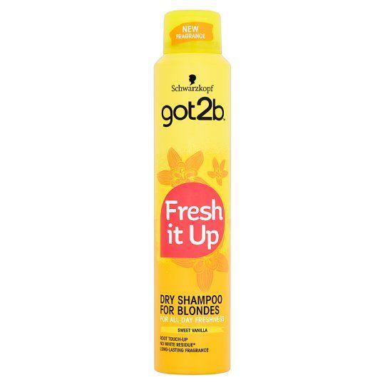 Got2be Dry Shampoo Sweet Vanilla
