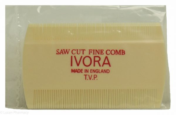 IVORA Saw Cut Fine Combs Ivora