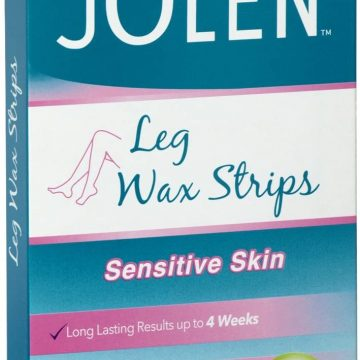 JOLEN LEG WAX STRIPS 20WAX STRIP