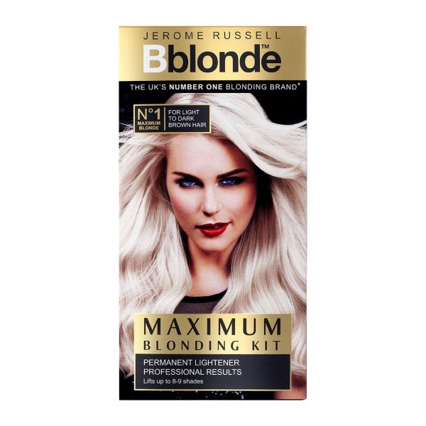 Jerome Russell B Blonde No. 1 Maximum Blonding Kit