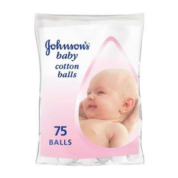 Johnsons Cotton Balls