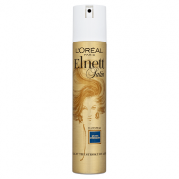 LOREAL ELNETT SATIN EXTRA STRENGTH