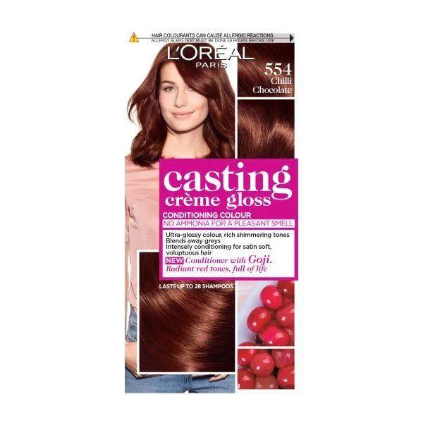 Loreal Casting Creme Gloss Chilli Chocolate