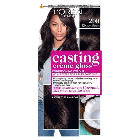 Loreal Casting Creme Gloss Ebony Black