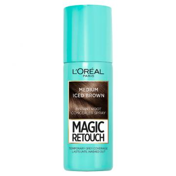 Loreal Magic Retouch Medium Iced Brown