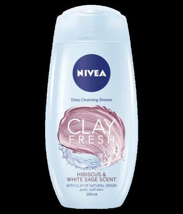 Nivea Deep Cleansing Shower