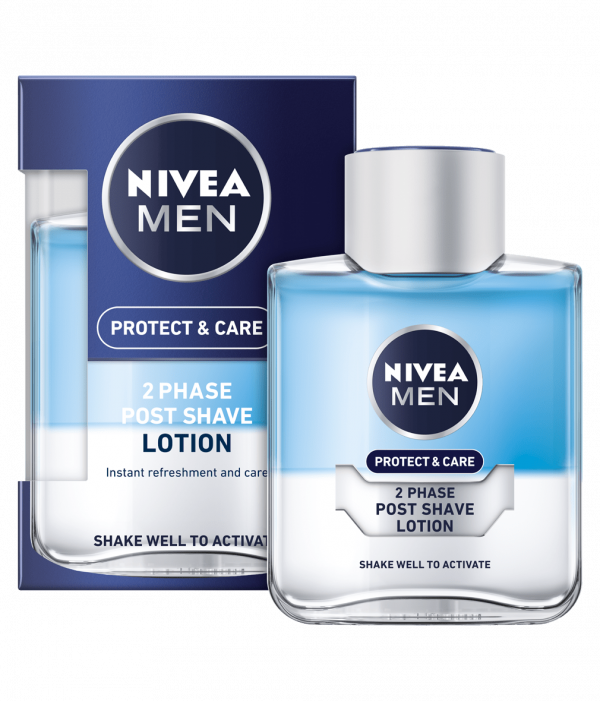 Nivea Men Protect And Care 2 Phase Aftershave Lotion