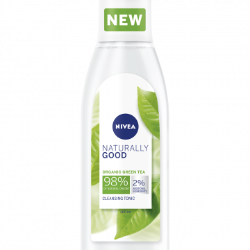 Nivea Naturally Good Green Tea Cleansing Tonic