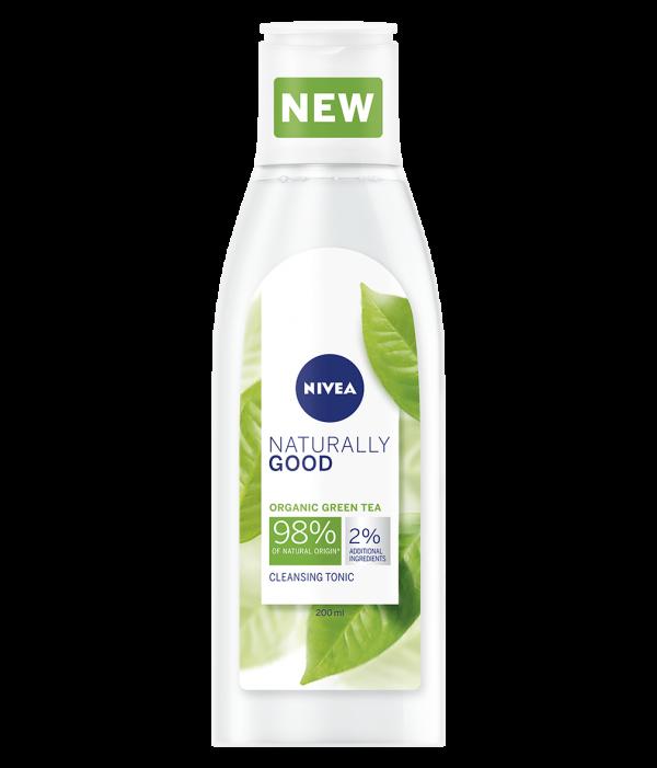 Nivea Naturally Good Green Tea Cleansing Tonic
