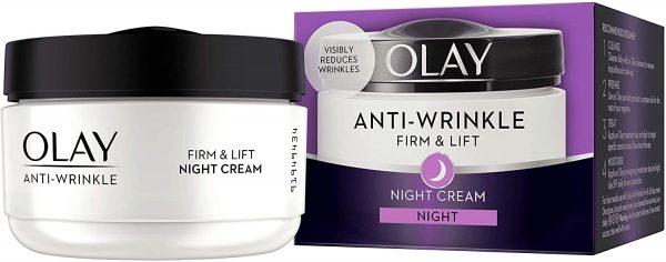 OLAY ANTI WRINKLE FIRM NIGHT CREAM
