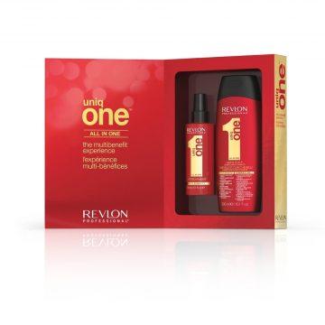 Revlon Uniq One Shampoo & Conditioning 300ml & 150ml