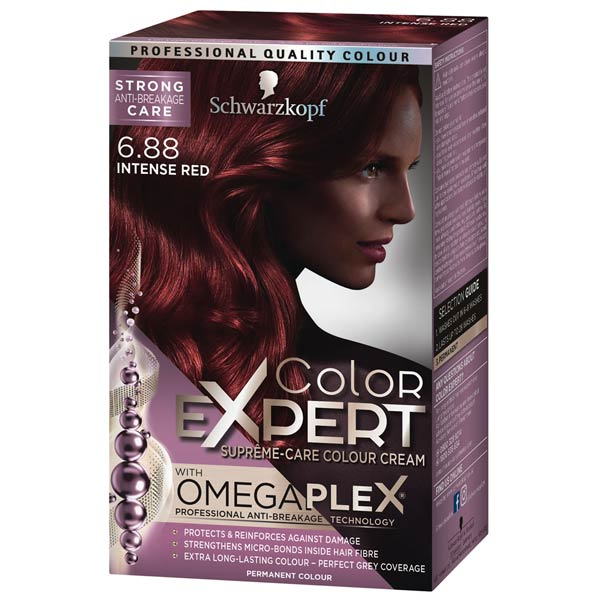 Schwarzkopf Expert Color 6.88 Intense Red