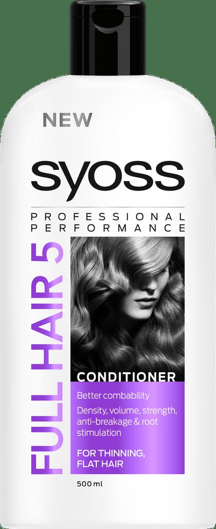Syoss CONDITIONER FULL HAIR 5