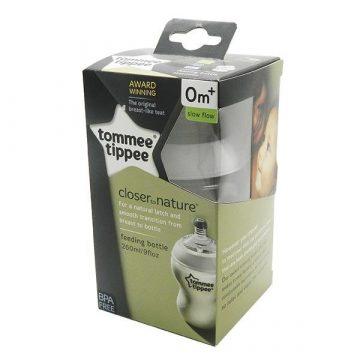 TOMMEE TIPPEE SINGLE BOTTLE