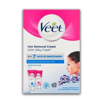 VEET HAIR REMOVAL KIT & FINISHING CREAM
