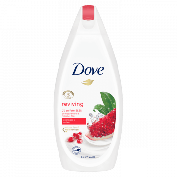 Dove Revive Pomegranate Body Wash 450ml