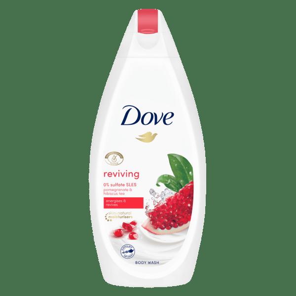 Dove Revive Pomegranate Body Wash 450ml