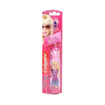 COLGATE® KIDS MOTION BARBIE BATTERY TOOTHBRUSH